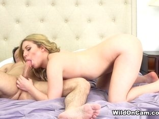 Amazing pornstars John Strong, Marley Matthews in Horny Blonde, Big Ass xxx movie