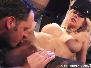 Fabulous pornstar in Incredible Big Tits, Cunnilingus sex scene