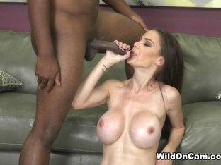 Amazing pornstars Jack Blaque, McKenzie Lee in Hottest Fake Tits, Interracial adult video