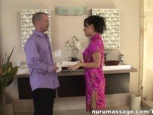 Exotic pornstar in Fabulous Massage, MILF porn clip