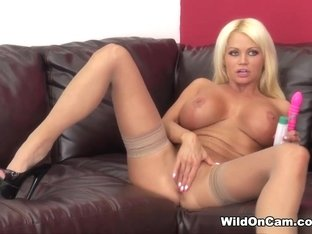 Fabulous pornstar Nikita Von James in Hottest Cumshots, MILF porn movie