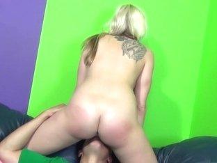 Amazing pornstar Eden Adams in exotic dildos/toys, swallow porn scene