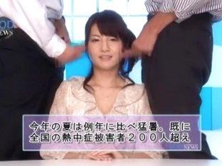 Best Japanese chick Miku Tanaka in Exotic Handjobs, DP/Futa-ana JAV scene
