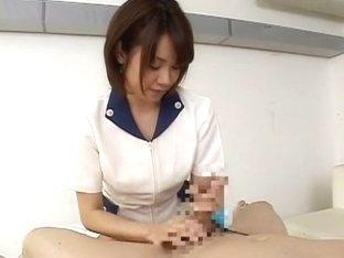 Amazing Japanese whore in Hottest Massage JAV movie