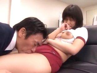 Crazy Japanese slut in Horny Handjobs, BDSM JAV video