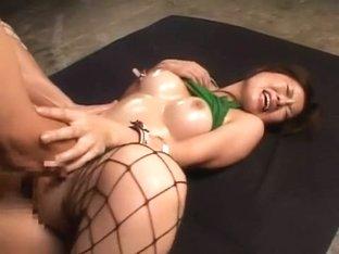 Horny Japanese slut Reo Matsuzaka in Exotic Big Tits, Doggy Style JAV movie