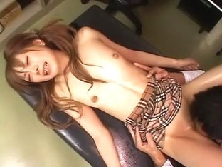 Exotic Japanese chick in Amazing Small Tits, Cunnilingus JAV video