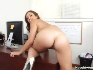 Audrey Rose & Bill Bailey in Naughty Office