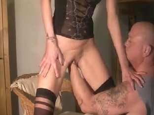 Brutally fist screwed housewife has her pussy destroyed