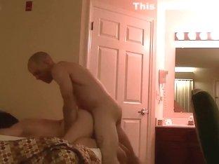 Wife & I Hotel Fucking Pt 1