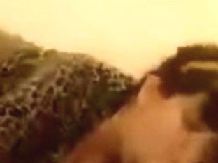 Fellatio on livecam with jizz flow