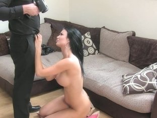 Bigtitted casted brit cockriding agent