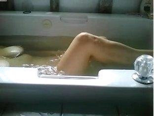 nice mature in bath