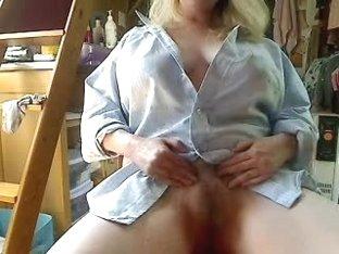Great webcam horny striptease show