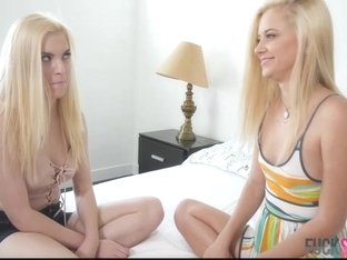 Crystal Young, Riley Starr In Fighting for Affection