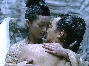 The Banquet (2006) Ziyi Zhang and Xun Zhou