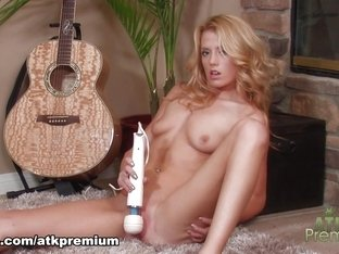 Fabulous pornstar in Horny Blonde, Solo Girl adult video