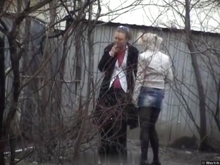 Girls Pissing voyeur video 80