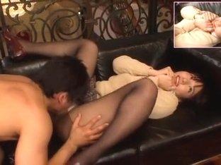 Kana Yume in Pretty Idol Sudden Sex