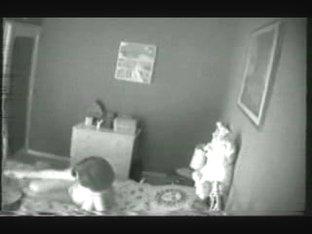 Hidden cam caught my mum masturbating