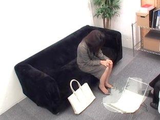 Sweet Jap chavette creamed in spy cam Asian hardcore video