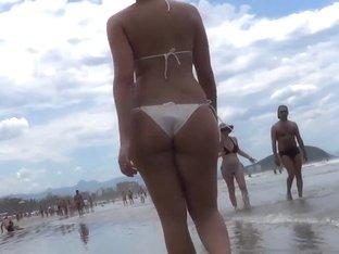 Butt Beach Action