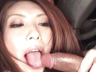 Horny Japanese girl Rinka Kanzaki in Best JAV uncensored Hardcore scene