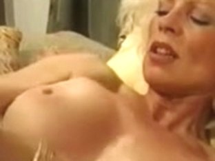 Massive Dildos for Obscene Blond Mother I'd Like To Fuck by TROC