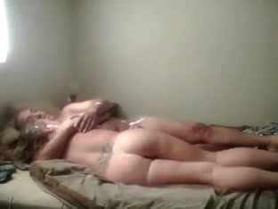 Pounding a recent mommy two