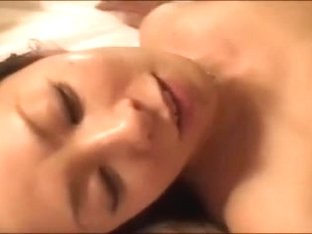 Busty Asian amateur gets banged after erotic massage