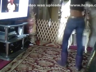 Mad twerk web camera constricted clothing episode