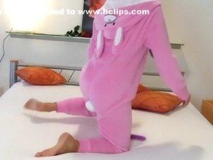 Teeny Bunny, ein Hasi zum Ficken