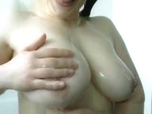 Horny Webcam record with Big Tits scenes