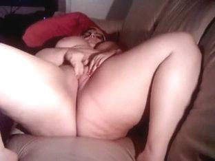 good bbw masturbation