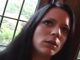 Crazy pornstar Holly Hollywood in exotic dildos/toys, small tits sex clip