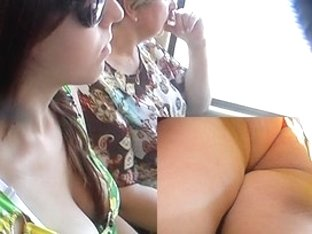 From downblouse to upskirt