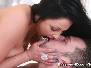 Fabulous pornstar Audrey Bitoni in Crazy Brunette, Pornstars sex clip