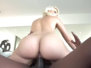 Best pornstar Annika Albrite in amazing big ass, blonde porn scene