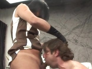 Sexy shemale Melissa Del Prado is fucking