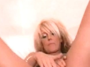 Nice-Looking Blond mother I'd like to fuck Receives Herself Off