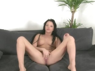 Casted euro amateur sucks dick for audition