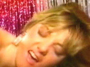 Sexy lesbian retro sluts lick and rub their hot pussies