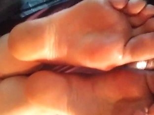Fucking my Mom's super hawt Feet Part 1