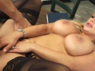Shyla Stylez & Daniel Hunter in My First Sex Teacher