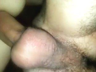 Fucking the gf closeup anal doggystyle