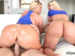 Crazy pornstars Karen Fisher, Chris Strokes, Julie Cash in Incredible Facial, Big Tits adult video