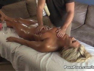 Hottest pornstar Cameron Dee in Crazy Massage, Blonde xxx video