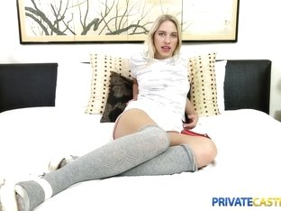 Private Casting-X - Khloe Kapri - Most perfectly round butt ever