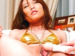 Hottest Japanese whore Aoi Yuuki in Fabulous JAV uncensored Squirting scene