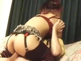 Midget- Bridget Powers take On A Big Cock